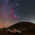 Sous les flèches d'Orion