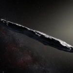 Oumuamua, l'astéroïde interstellaire