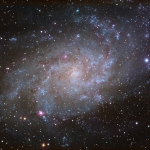 M33, la galaxie du Triangle