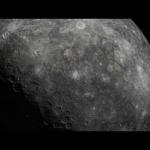 Mercure vue depuis Messenger
