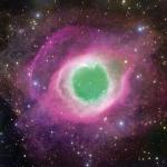 La nébuleuse Helix vue par le CFHT