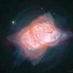 NGC 7027 vue par Hubble