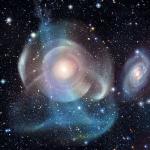 Coquilles galactiques et courants d'étoiles