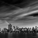 Horizon de Manhattan