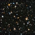 Le champ ultra profond de Hubble en son et lumière