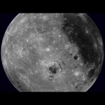 La rotation de la Lune vue du LRO