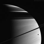 Autour de Saturne