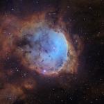 NGC 3324 dans la Carène
