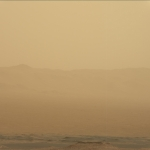 Poussiéreux, avec un risque de poussière