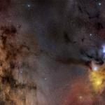 Du plan galactique à Antares
