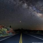 Sur la route de Mars