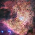 Le Trapèze, au coeur d'Orion