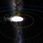 Animation : la pluie de météorites des Perséides