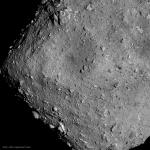 L'astéroïde Ryugu vu par Hayabusa 2
