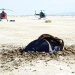 L'atterrissage d'une soucoupe volante dans le désert de l'Utah