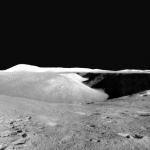 Des astronautes explorent la Lune : panorama d'Apollo 15