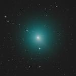 La comète 46P / Wirtanen -