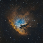 Portrait de NGC 281