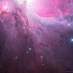 M43, la cascade d'Orion