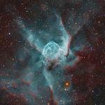 NGC 2359, le casque de Thor