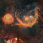 Les nuages interstellaires d'Orion