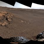 Curiosity et Teal Ridge