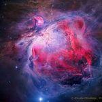 M42, la grande nébuleuse d'Orion