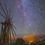 Le moulin à vent des étoiles