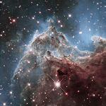 Les montagnes de NGC 2174