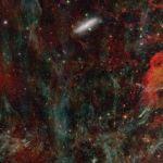 Ciel profond autour d'Andromède