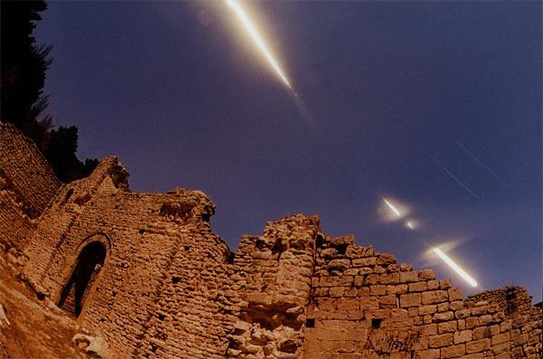 Une éclipse de Lune par delà les âges