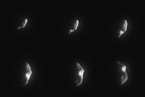 NEAR, près de l\'astéroïde Eros