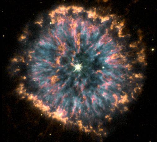 Fêtons Hubble avec NGC 6751