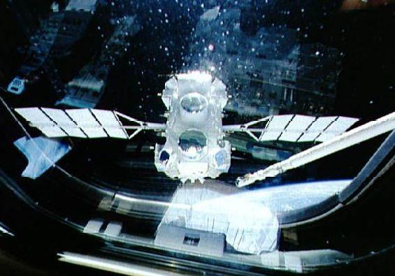 L\'observatoire Compton en orbite