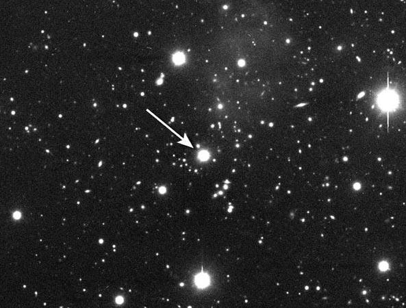 QSO H1821+643 témoigne d\'un Univers rempli d\'hydrogène