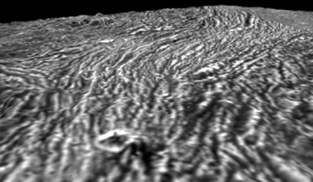 Des oceans sous la surface de Ganymède?