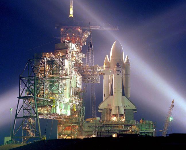 STS-1: Le premier lancement de la navette spatiale