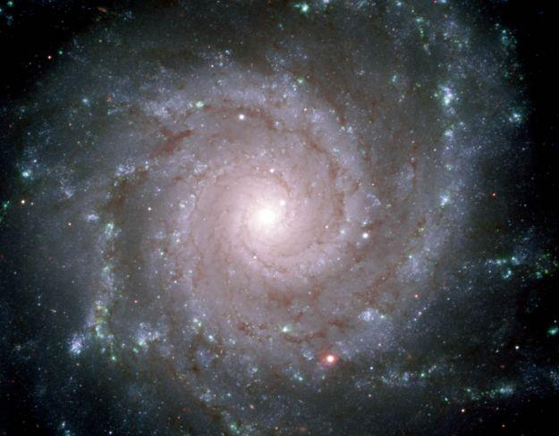 M74 : la spirale parfaite