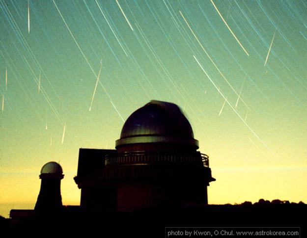 Les Léonides de l\'Observatoire de Corée