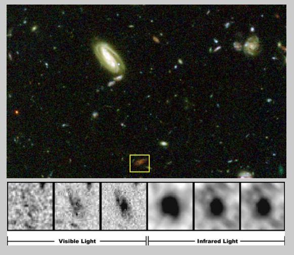 Choisissez une galaxie, n\'importe quelle galaxie