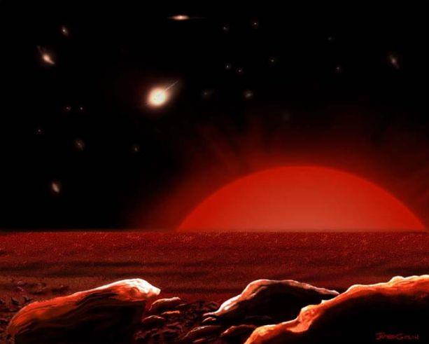 Des étoiles sans galaxie