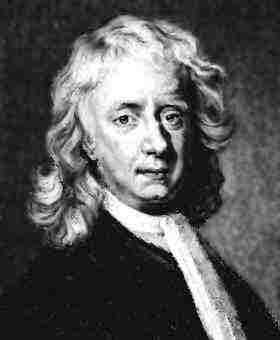 Isaac Newton explique le Système Solaire