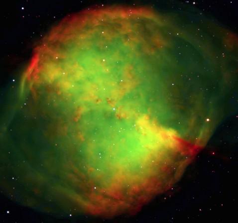 M27: pas une comète