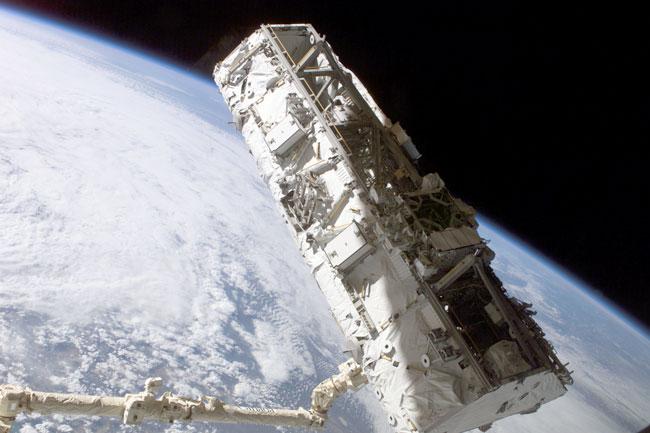 Une nouvelle épine dorsale pour l\'ISS