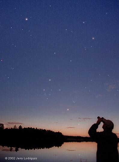 Le crépuscule des planètes