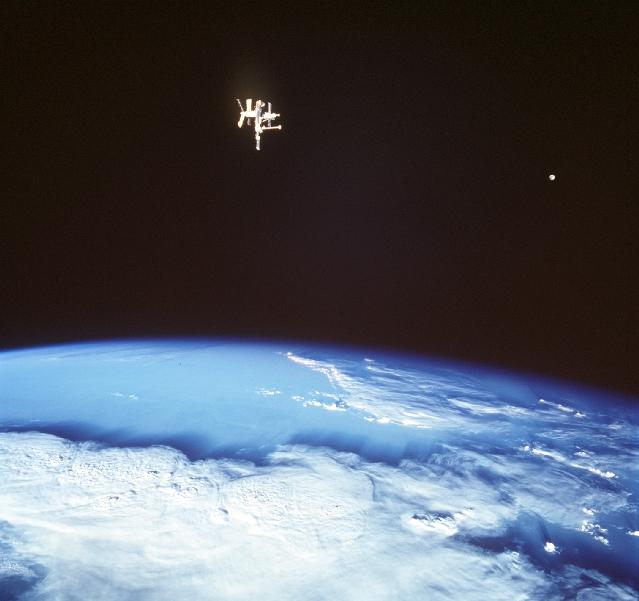 Les lunes de la Terre