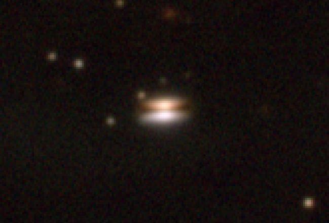 Portrait d\'un système solaire primordial