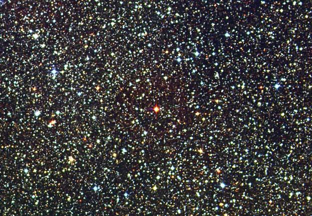 Proxima Centauri: la plus proche étoile