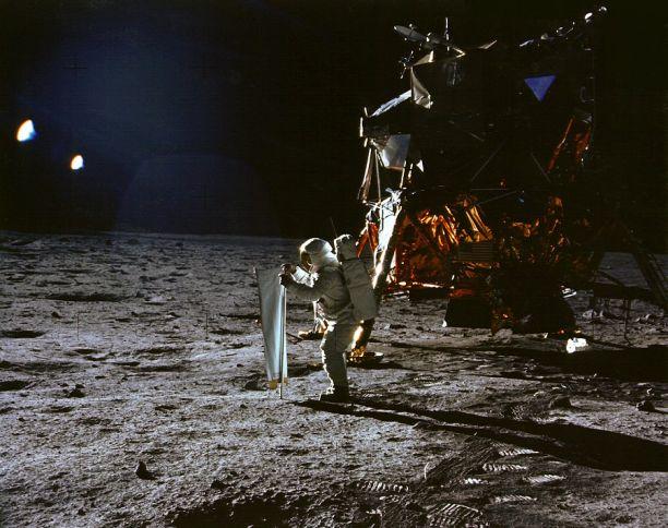 Apollo11: attraper le Soleil
