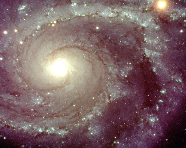 La galaxie spirale NGC2997 par le VLT
